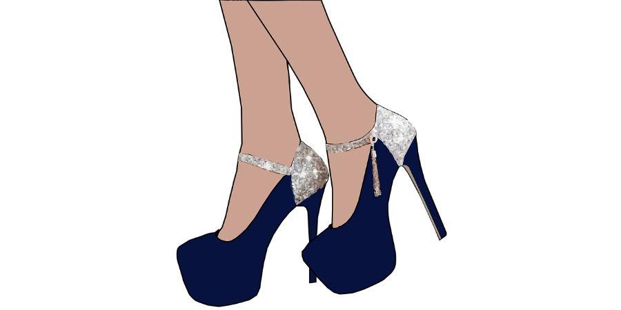 Cómo elegir zapatos de tacón cómodos. Guía de compra